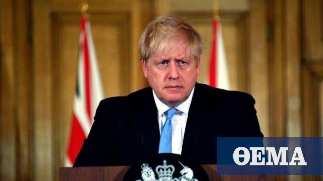 Τζόνσον για Ναβάλνι: «Η Βρετανία θα στηρίξει τη διεθνή έρευνα για απόδοση δικαιοσύνης»