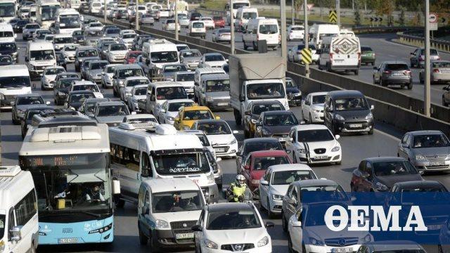 Τουρκία: Αύξηση-σοκ στο φόρο των εισαγόμενων αυτοκινήτων