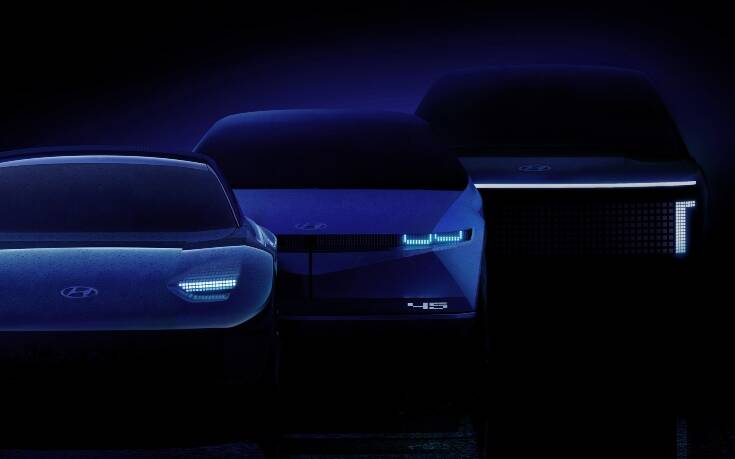 IONIQ η νέα μάρκα της Hyundai