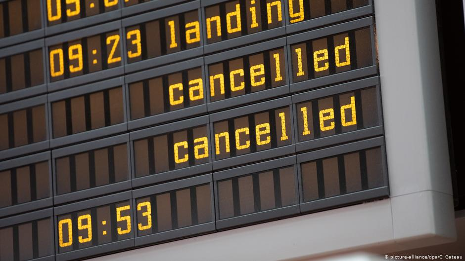 Tι συμβαίνει με τις αποζημιώσεις για τις χαμένες πτήσεις;   DW   14.08.2020