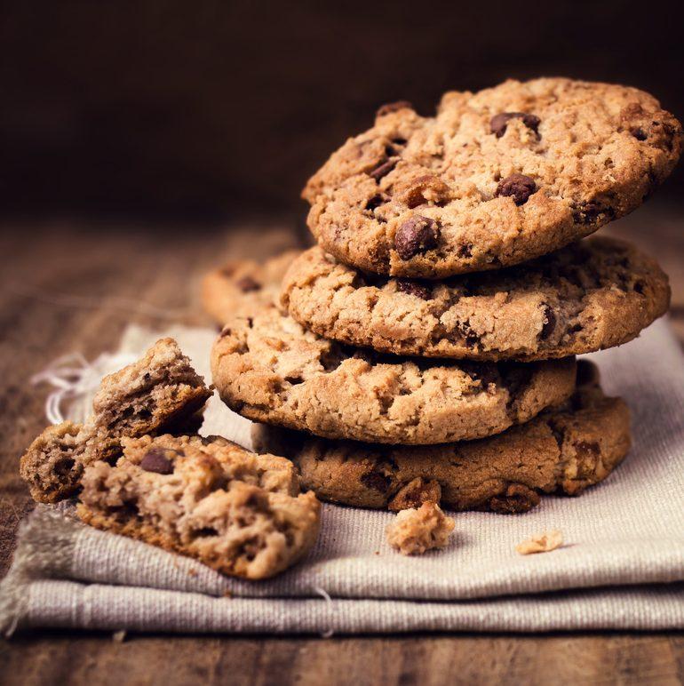 Έφτιαξα μπισκότα σοκολάτας με φαγόπυρο χωρίς γλουτένη! - Shape.gr