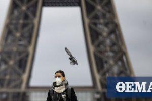 Κορωνοϊός - Γαλλία: Θα απαγορευτούν οισυναθροίσεις άνω των 10 ατόμων στο Παρίσι