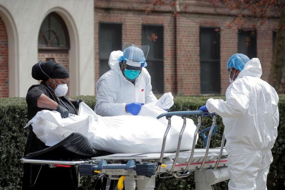Κορωνοϊός : Στα 936.095 τα θύματα της πανδημίας σε όλον τον κόσμο - Ειδήσεις - νέα - Το Βήμα Online