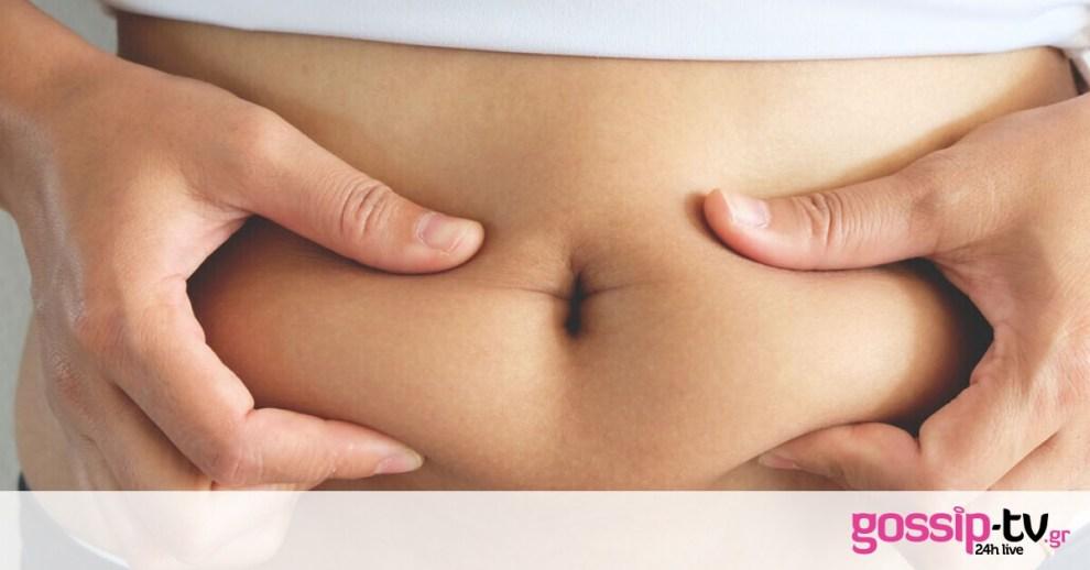 Λίπος στην κοιλιά: Με αυτές τις τροφές θα το εξαφανίσεις