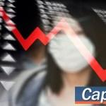 Μικρές απώλειες στις ευρωαγορές με το βλέμμα στην έξαρση των κρουσμάτων