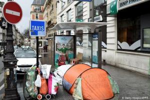 Νέα έκθεση: Δραματική αύξηση της φτώχειας στη Γαλλία