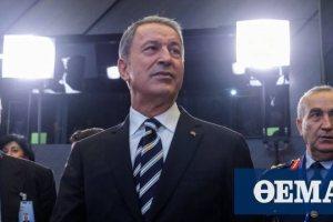 Νέες προκλητικές δηλώσεις Ακάρ: Αποφασισμένη η Τουρκία, δεν θα επιτρέψει τετελεσμένα