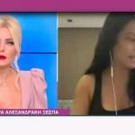 Ξεσπά η Αλεξανδράκη: «Ασχολούμαι με πετάματα αυτής της κοινωνίας…»