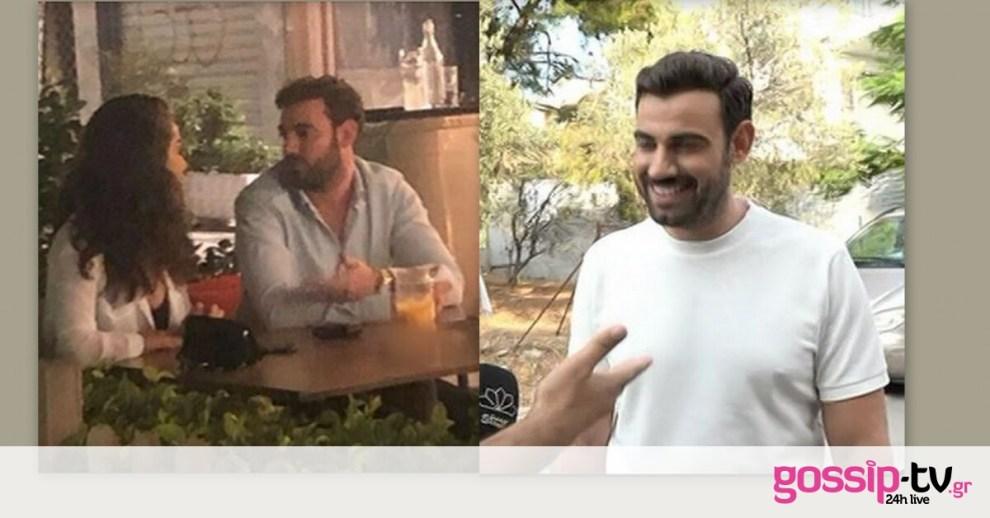 Πολυδερόπουλος: Η φώτο που φούντωσε τις φήμες περί σχέσης και η αποκάλυψή του!