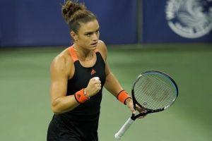 Σάκκαρη:  Το τένις είναι η ζωή μου