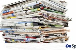Τα πρωτοσέλιδα των αθλητικών εφημερίδων σήμερα (23/09)
