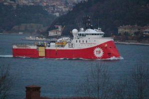 Τουρκία : Νέα NAVTEX για έρευνες του Barbaros στην Ανατολική Μεσόγειο