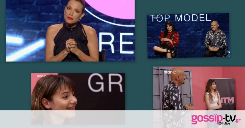 GNTM: Η κούκλα διαγωνιζόμενη πήγε στην audition με τη διάσημη μαμά της