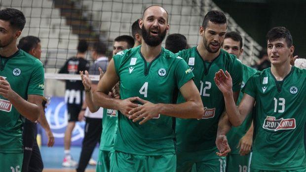 Volley League ανδρών: Την Τρίτη η κλήρωση του πρωταθλήματος