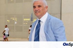 ΑΕΚ: Οι ευχές στον Δημήτρη Μελισσανίδη