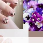 Αυτά είναι τα πιο όμορφα nail art με χειμερινά λουλούδια
