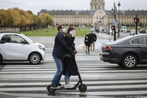 Γαλλία: Νέα μέτρα μετά την αύξηση των κρουσμάτων | DW | 28.10.2020