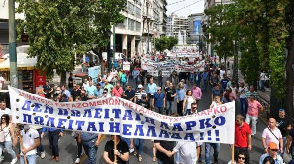 Εκπρόσωπος συνδικάτων: Είτε το θέλουν είτε δεν το θέλουν, η ΛΑΡΚΟ θα μείνει ανοιχτή και ενιαία