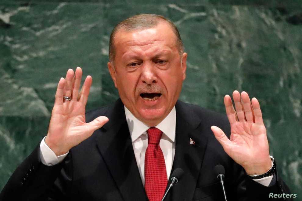 Ερντογάν : Κινούμαστε προς τους στόχους μας – Όχι εκεί που μας σπρώχνουν οι άλλοι - Ειδήσεις - νέα - Το Βήμα Online