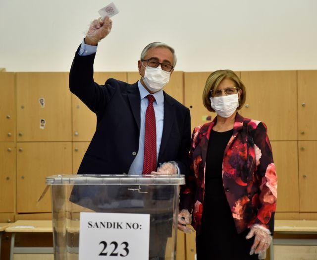 Κατεχόμενα : Στο 30% η συμμετοχή στις «εκλογές»