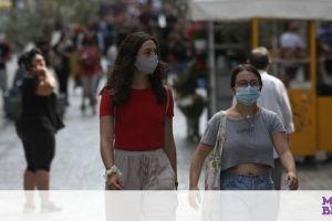 Κορονοϊός: 460 νέα κρούσματα στην Ελλάδα - Πέντε νεκροί το τελευταίο 24ωρο