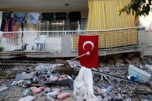 Σεισμός : Νέες ευχαριστίες Ερντογάν στις χώρες που πρόσφεραν βοήθεια στη Σμύρνη