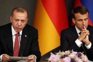 Νέο παραλήρημα Ερντογάν κατά Μακρόν | Ειδήσεις - νέα - Το Βήμα Online