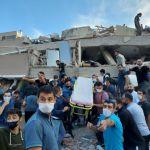 Σεισμός – Σμύρνη : Νεκροί και εκατοντάδες τραυματίες