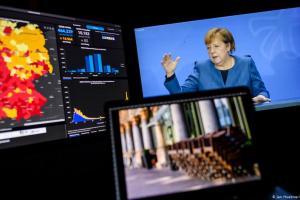Στην κόψη του ξυραφιού η γερμανική οικονομία | DW | 30.10.2020