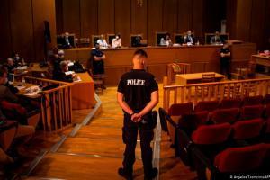 «Στη φυλακή οι Έλληνες νεοναζί» | DW | 23.10.2020