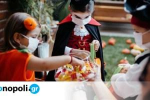 Το Λούνα Παρκ «Τα Αηδονάκια» υποδέχονται το παιδικό Halloween στο Μαρούσι