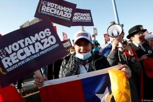 Χιλή: Δημοψήφισμα για νέο Σύνταγμα στη σκιά του Πινοσέτ   DW   24.10.2020