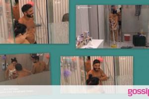 "Big Brother: Τολμηρή! Η Αφροδίτη ""μπούκαρε"" στο ντους των αγοριών"