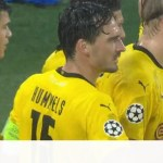 Champions League: Άνοιξε λογαριασμό η Ντόρτμουντ, «μπλόκο» για Λάτσιο (videos)
