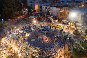 Dramatic Rescues After Major Earthquake Kills at Least 28 in Turkey