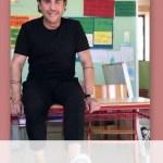 Γιώργος Μαζωνάκης: Επιστροφή στα θρανία– Γιατί βρέθηκε ξανά στο σχολείο του;
