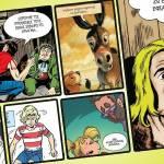 Διαβάστε on line 6 κόμικς από το newsbeast.gr και τις εκδόσεις Μικρός Ήρως