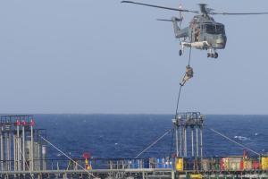 Η Τουρκία εμποδίζει έλεγχο πλοίου από γερμανική φρεγάτα | DW | 23.11.2020