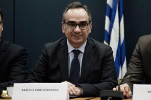 Κοντοζαμάνης: Οι προϋποθέσεις ένταξης βουλευτών στο ΕΣΥ
