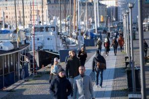 Κορωνοϊός- Σουηδία : Αναμένει κορύφωση του 2ου κύματος στα μέσα Δεκεμβρίου