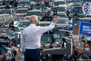 Τζο Μπάιντεν: ένας τραυλός που έγινε πρόεδρος