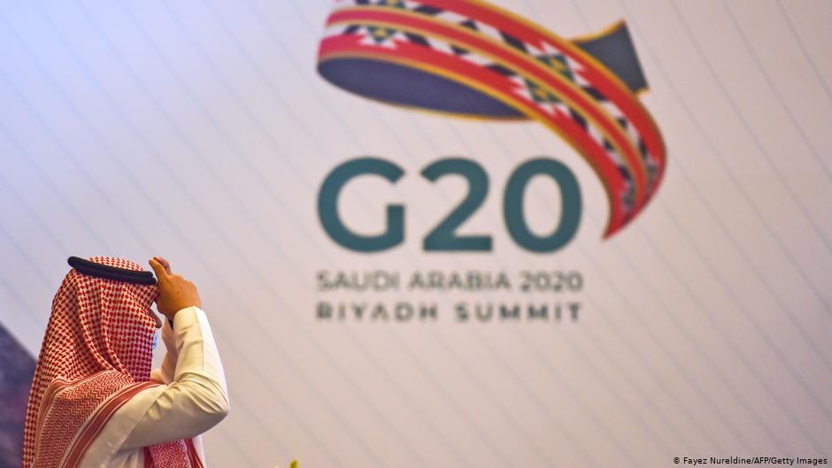 Υπό αμφισβήτηση η Σ.Αραβία στο τιμόνι του G20 | DW | 21.11.2020