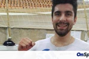 «Χάλκινος» ο Μπρέτας στο Ευρωπαϊκό πρωτάθλημα ποδηλασίας πίστας