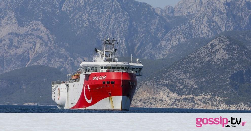 Oruc Reis: Ο Ερντογάν δεν ανανέωσε τη Navtex - Πρόσω ολοταχώς για Τουρκία