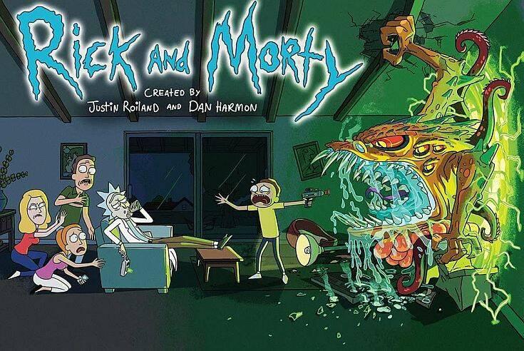 Rick and Morty: Ένα θεότρελο Animation - Γενικό Review Seasons 1-4 χωρίς spoilers