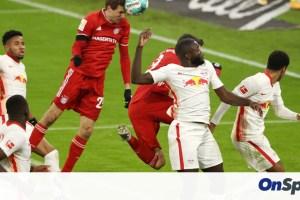Μπάγερν Μονάχου-Λειψία 3-3: Ποδοσφαιρική πανδαισία χωρίς νικητή (video+photos)