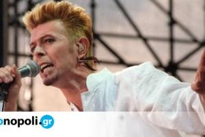 Νέα ακυκλοφόρητα τραγούδια από τον David Bowie