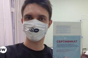 Ρωσικό εμβόλιο: Ένας εθελοντής διηγείται (2ο μέρος)   DW   26.12.2020