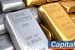 Την καλύτερη χρονιά τους από το 2010 ολοκλήρωσαν χρυσός (+25%) και ασήμι (+48%)