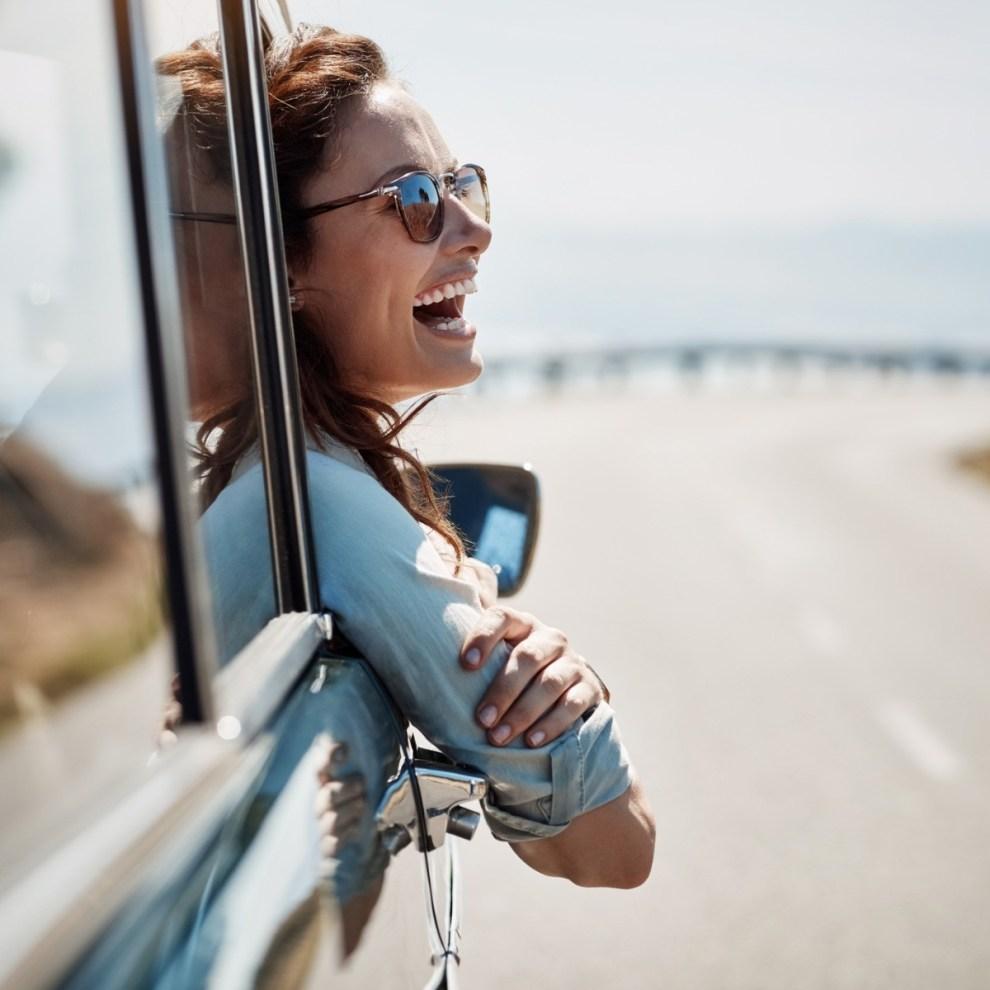 4 βήματα για να βρεις τη δική σου ευτυχία! - Shape.gr